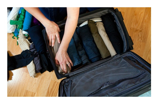 How To Pack Soft Goods