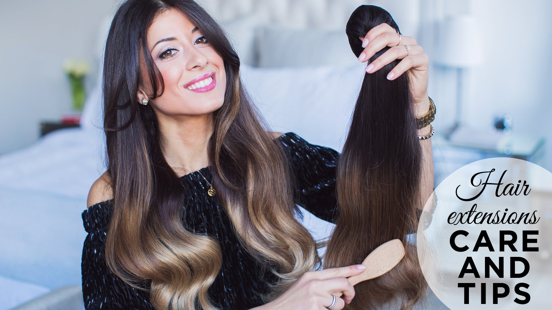 Taking Care Of Your Virgin Remy Hair Extensions