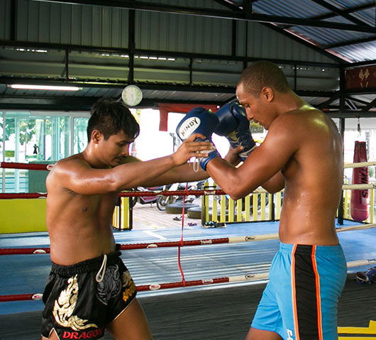 You Can Not Miss – Muay Thai