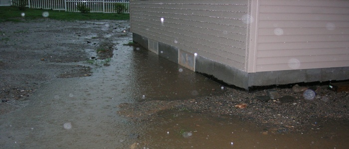 What Excess Water Can Do To Your Foundation And Basement
