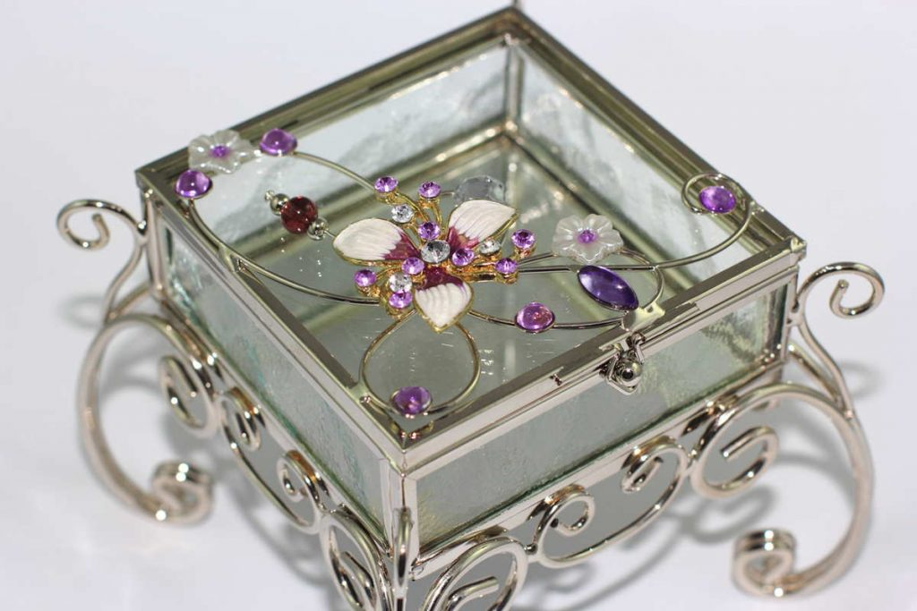 Giving A Jewelry Box As A Gift