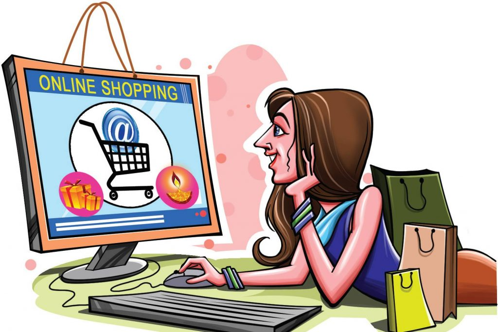 Evolution Of Online Shopping Sites In India