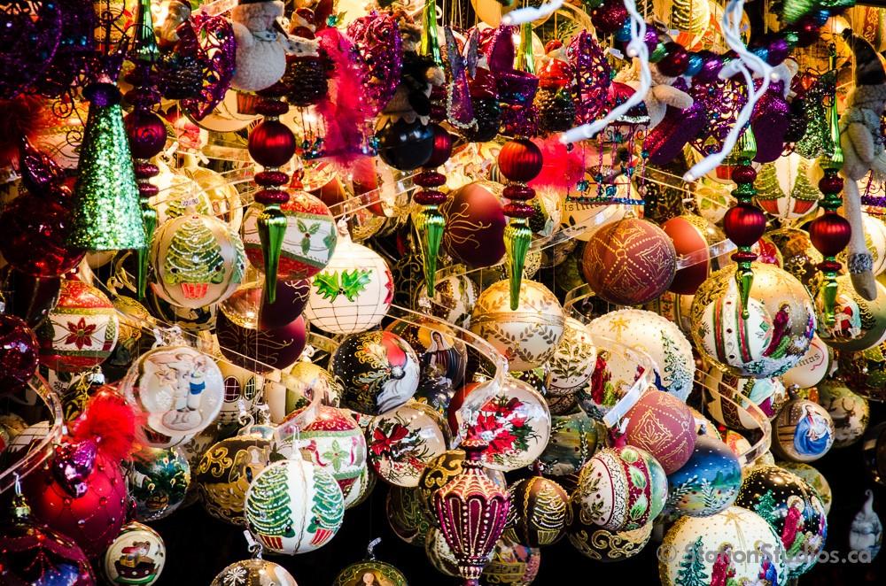 Vienna Christmas Market 2016
