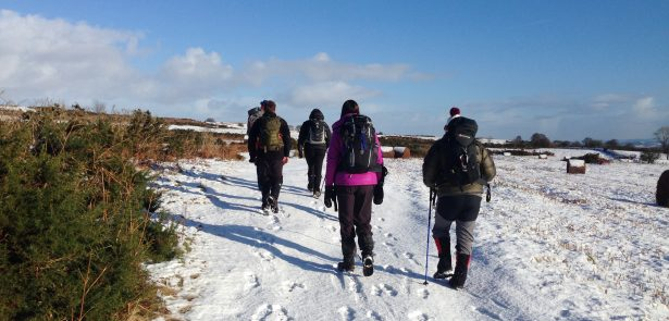 Advice For Walking This Winter