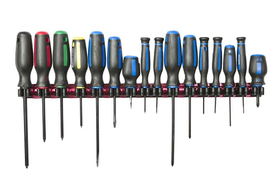 Clever Tool Storage For Smart Garages