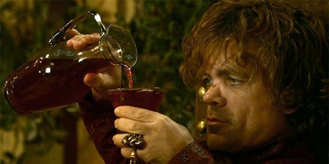 "Drink The ""Game of Thrones"" Wine Like Tyrian Would"