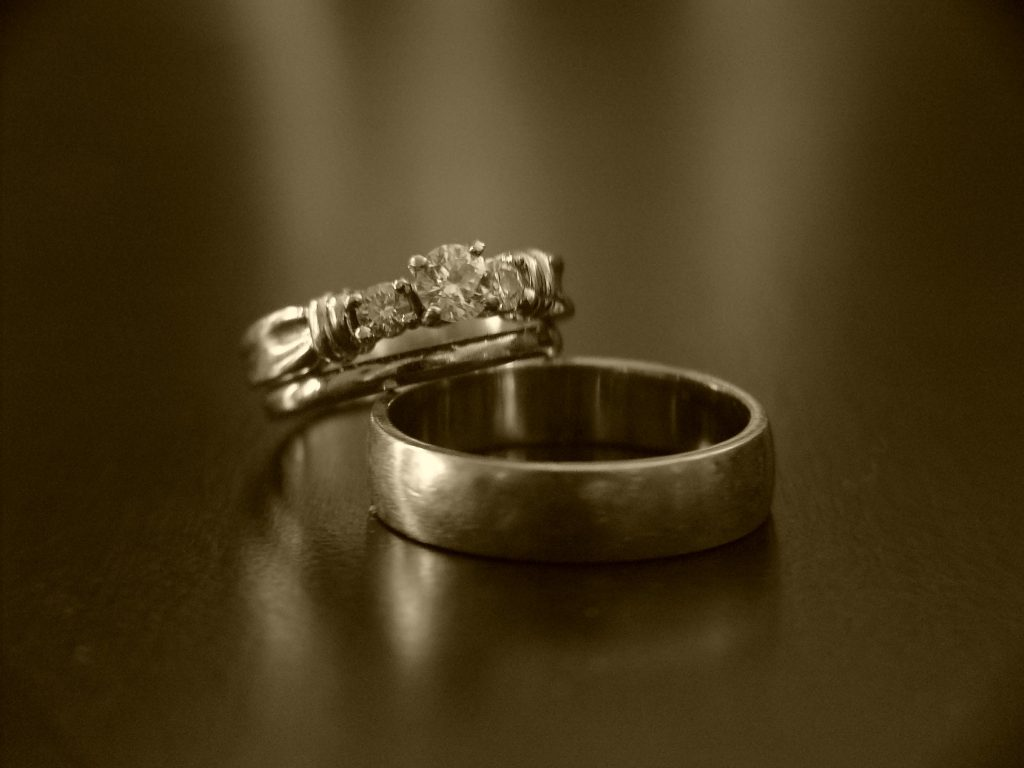 Finding The Perfect Wedding Band