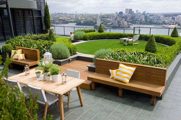 Terrace Garden: Services To Help You In Building Of A Terrace Garden