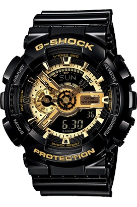 THE COMMENDABLE G-SHOCK TECHNOLOGY IN CASIO WATCHES