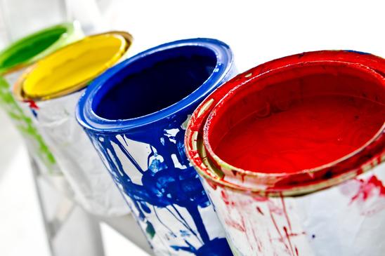 Oil vs. Latex Paint