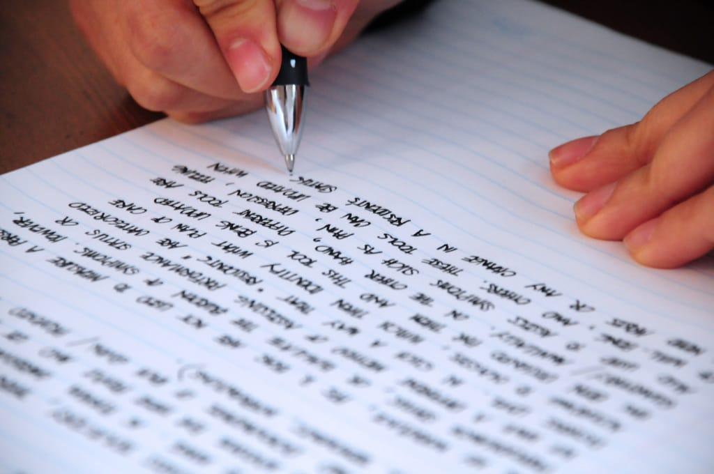 Valuable Hints To Proofread Your Academic Written Assignment