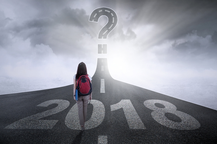 6 New Year Resolutions Students Should Make In 2018!