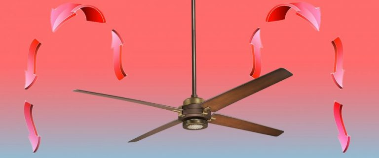 Reverse Ceiling Fan Direction
