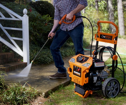 9 Uses For A Pressure Washer