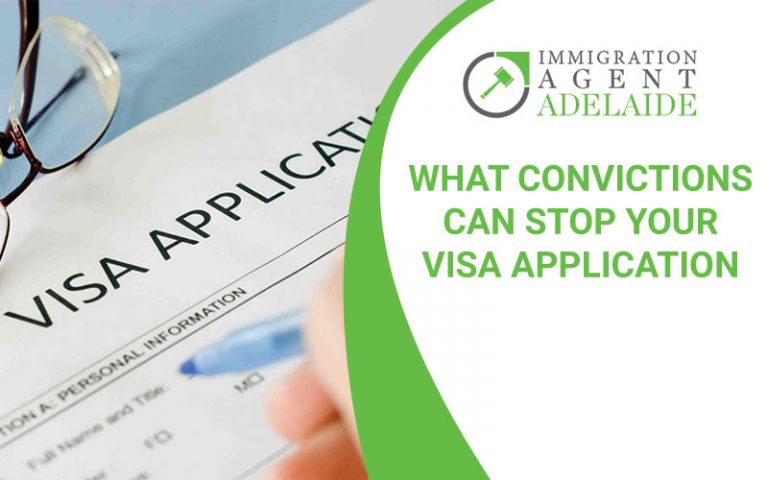 What Convictions Can Stop Your Visa Application