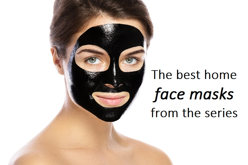The best home face masks from the series