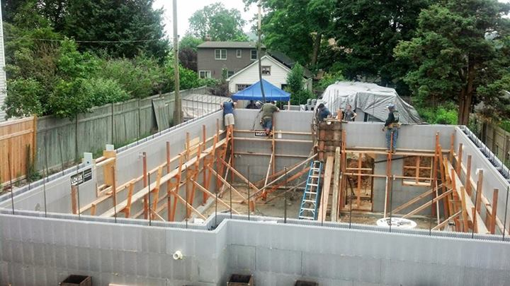 ICF Concrete Forms Help Energy Efficiency