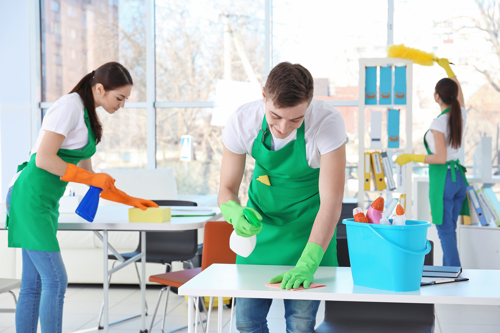Find Out the Significance of Professional Cleaning Services